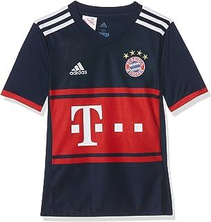 6c1e7b8dd8f0b6 adidas FC Bayern München Trikot Home 2018 2019 Kinder  Amazon.de ...
