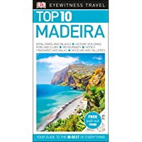DK Eyewitness Top 10 Madeira (Pocket Travel Guide)