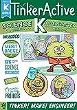 TinkerActive Workbooks: Kindergarten Science (TinkerActive Workbooks, 4)