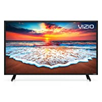 "VIZIO D39f-F0 39"" 1080p Smart LED Television (2018), Black"