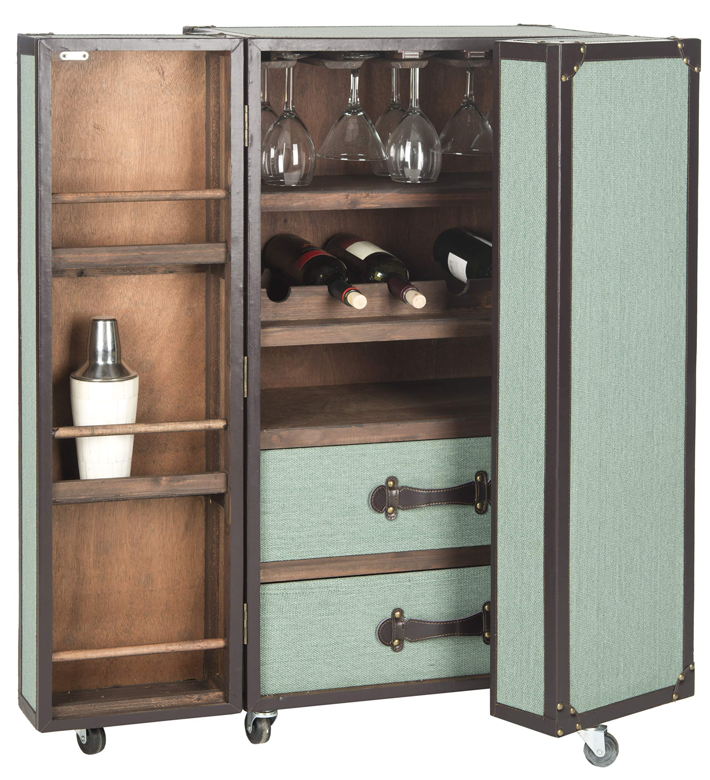 Safavieh Home Collection Sage Bar Cabinet by Safavieh
