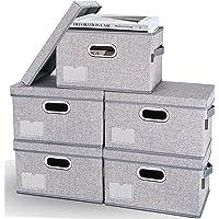 5-Pack Baleine Storage Bins with Lids