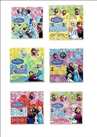 簡単 折り紙:アナと雪の女王 折り紙-amazon.co.jp
