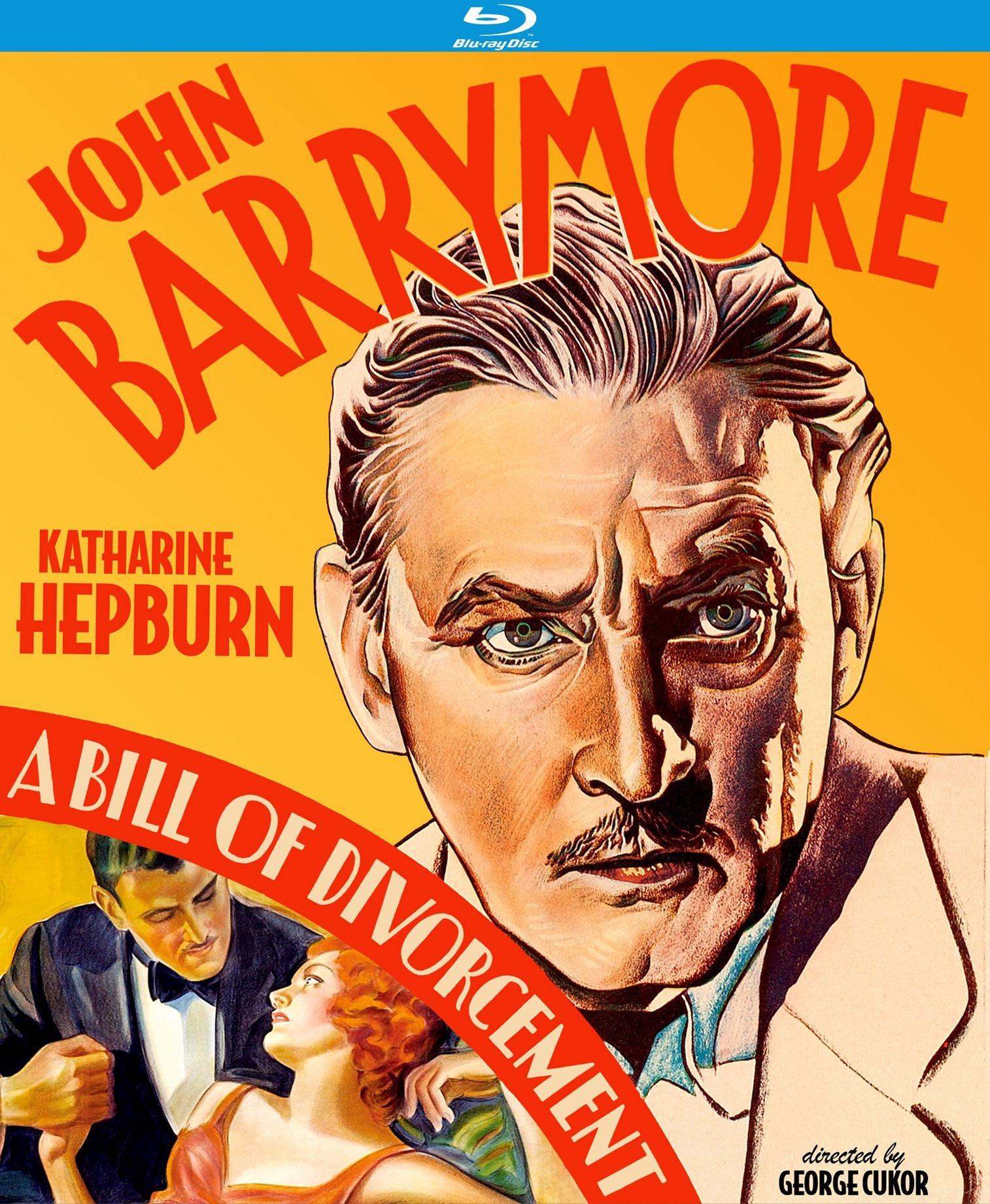 Blu-ray : A Bill Of Divorcement (Blu-ray)
