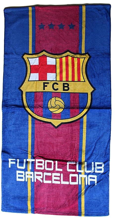 Toalla de baño toalla de playa algodón, FC Barcelona FC Barcelona Messi Suarez