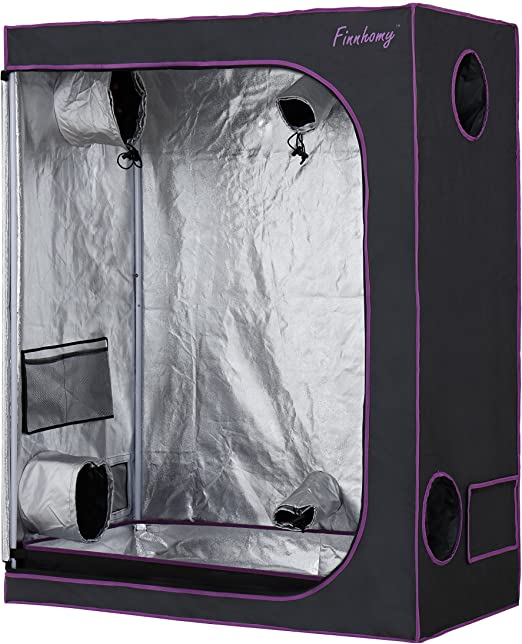 Finnhomy Hydroponic Grow Tent - Best Ventilation System