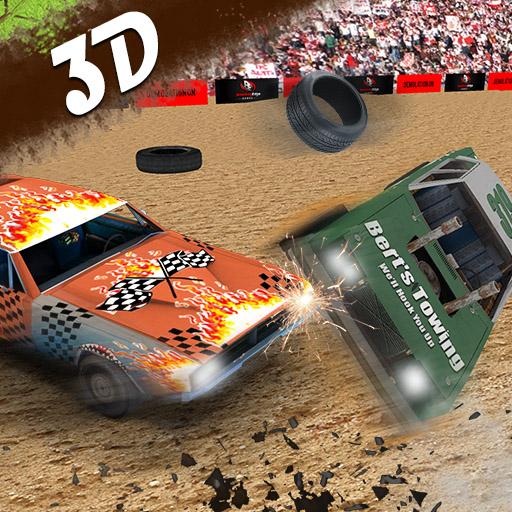Demolition Derby Simulator - Car Crash Racing