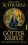 Götterkriege: Die komplette Saga 1 (Die Götterkriege)
