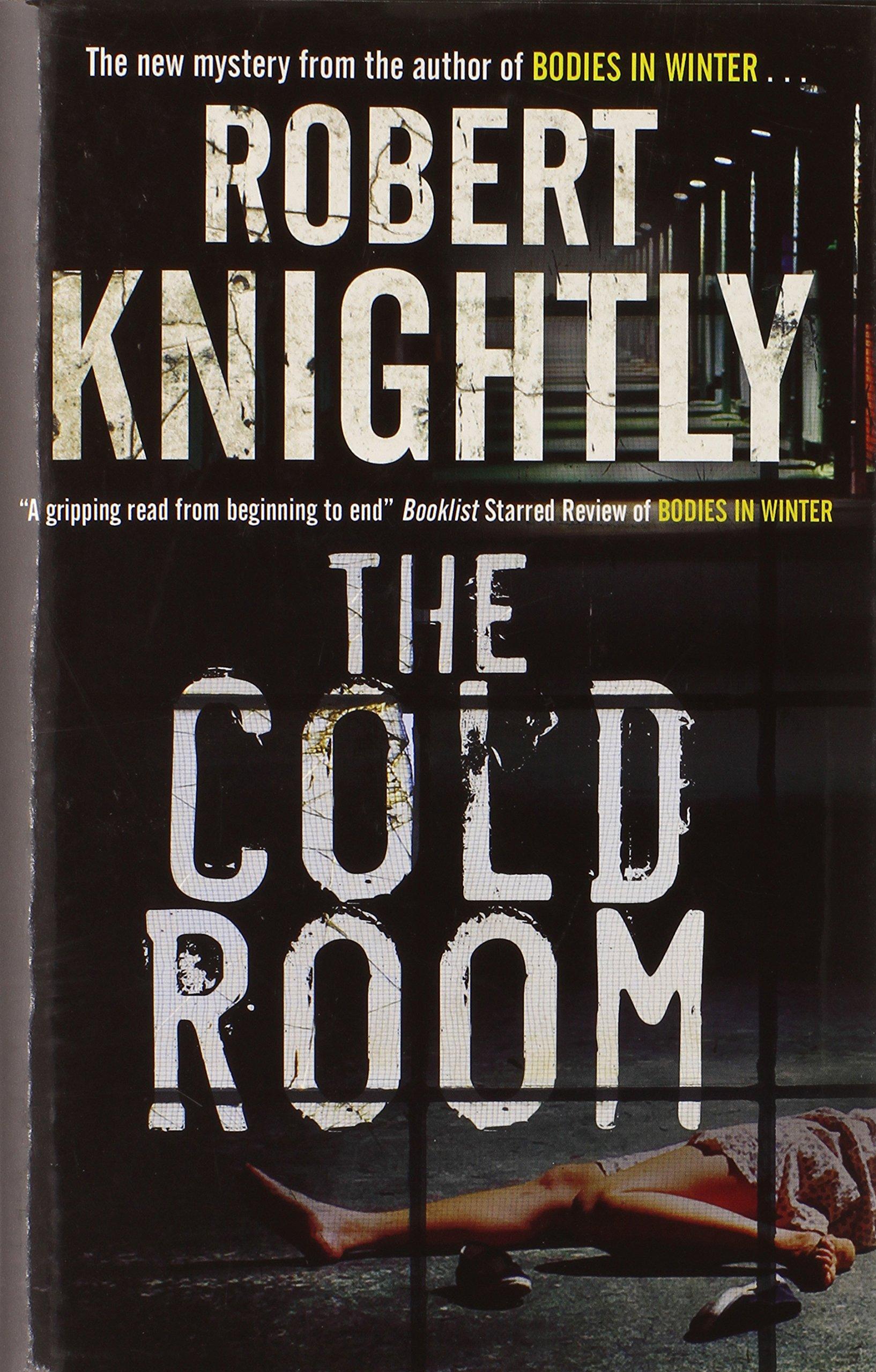 Cold Room: A Corbin and Bentibi American Police Procedural (A Corbin and Bentibi Mystery) pdf