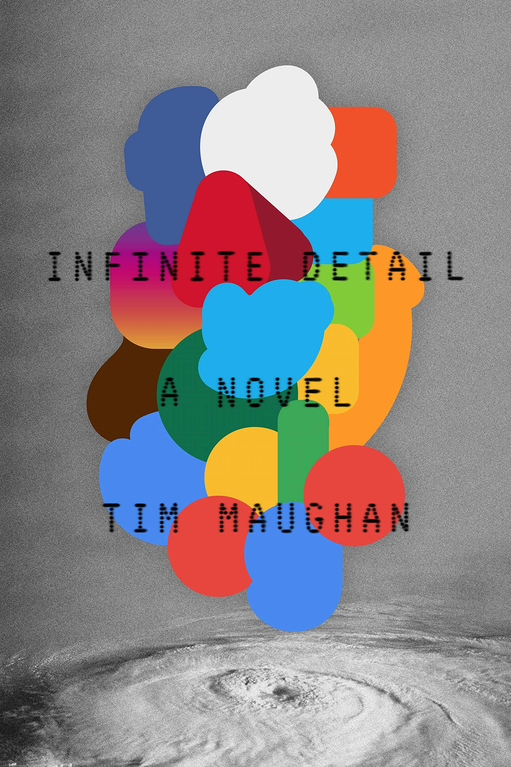 Image result for infinite detail tim maughan