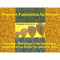 Hokkaido Pumpkin Shrimp Feed Pellets 50 Grams - Food Feeding Aquarium Fish Tank - Brand: Catappa-Leaves Germany