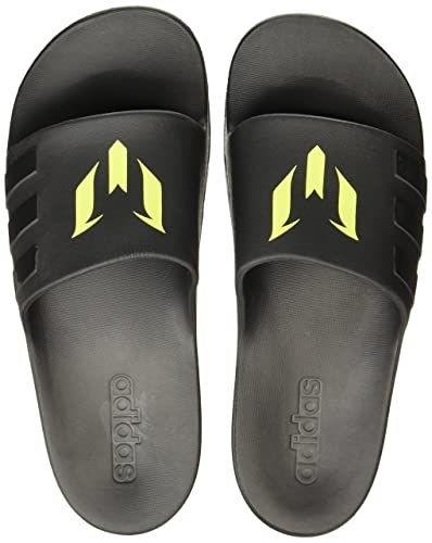 designer fashion f9790 5f4e9 Adidas Men s Aqualette Cf Messi Flip-Flops  Buy Online at Low Prices in  India - Amazon.in