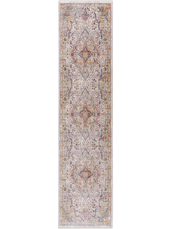 Benuta Läufer für Flur Yuma Multicolor 70x300 cm