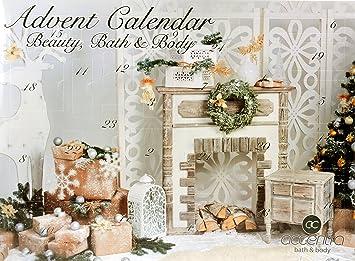 Beauty Weihnachtskalender.Beauty Bath Body Adventskalender Für Frauen Fireplace Wellness