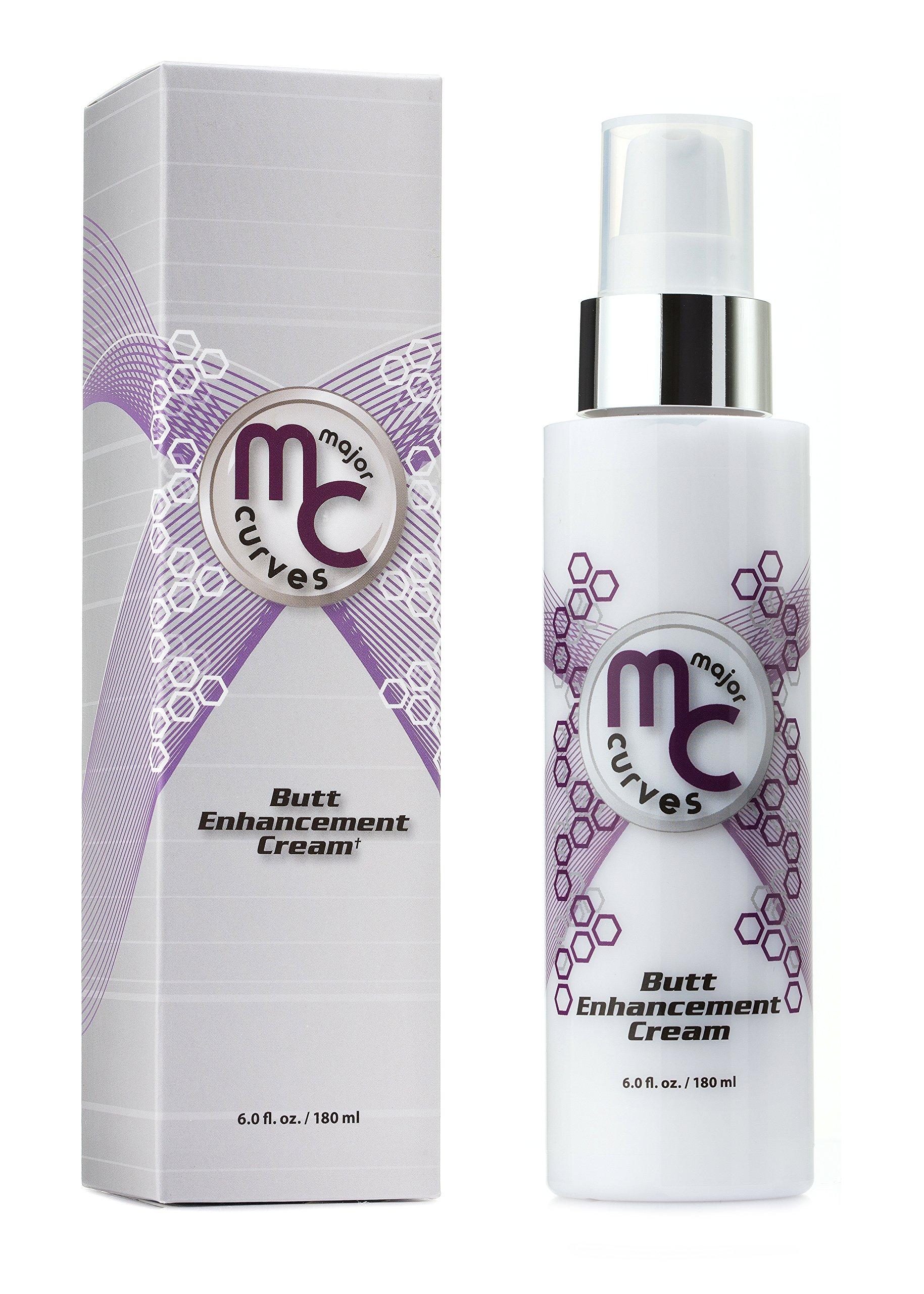 Major Curves Butt Enhancement and Enlargement Cream (1 Bottle)