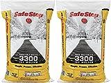 Safe Step Rock Salt/Halite Standard 3300 Ice Melter
