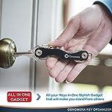 Compact Smart Key Holder Organizer – Pocket