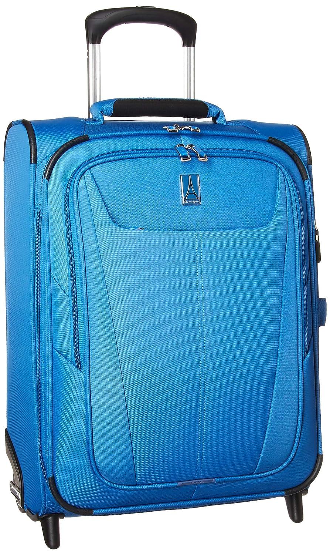Travelpro Maxlite 5 International Carry-On Size - Rollaboard Luggage, Azure Blue, One Size (Model:401174327) HOLA2