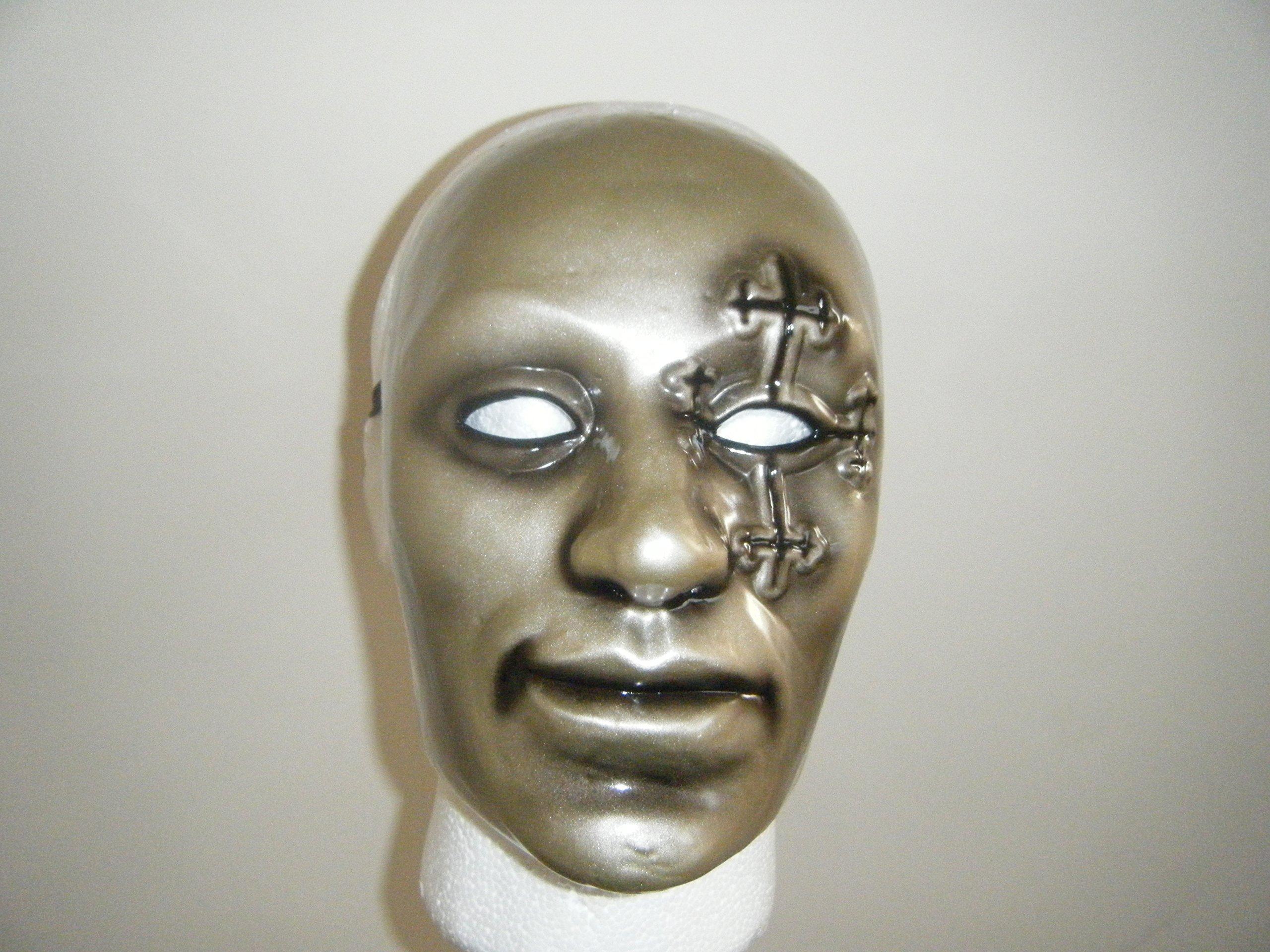 WRESTLING MASKS UK Men's Danny Boy Hollywood Undead Style Mask One Size Multicoloured by Wrestling
