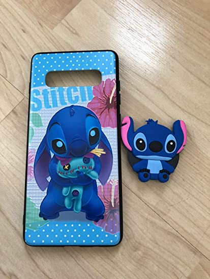 Blue Stitch Funda Para iPhone Se/ 5/ 5c/ 5s Funteens 3d Car