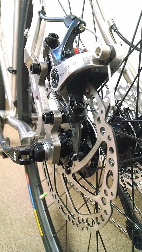 Amazon.com : Habanero Titanium Cyclocross Frame - Disc Brakes ...