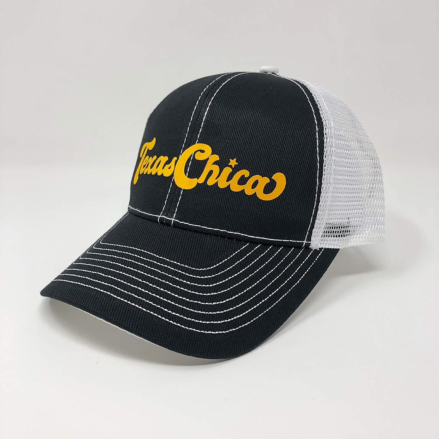 Amazon.com: Trucker Hat - Texas Girl - Texas Chica ...