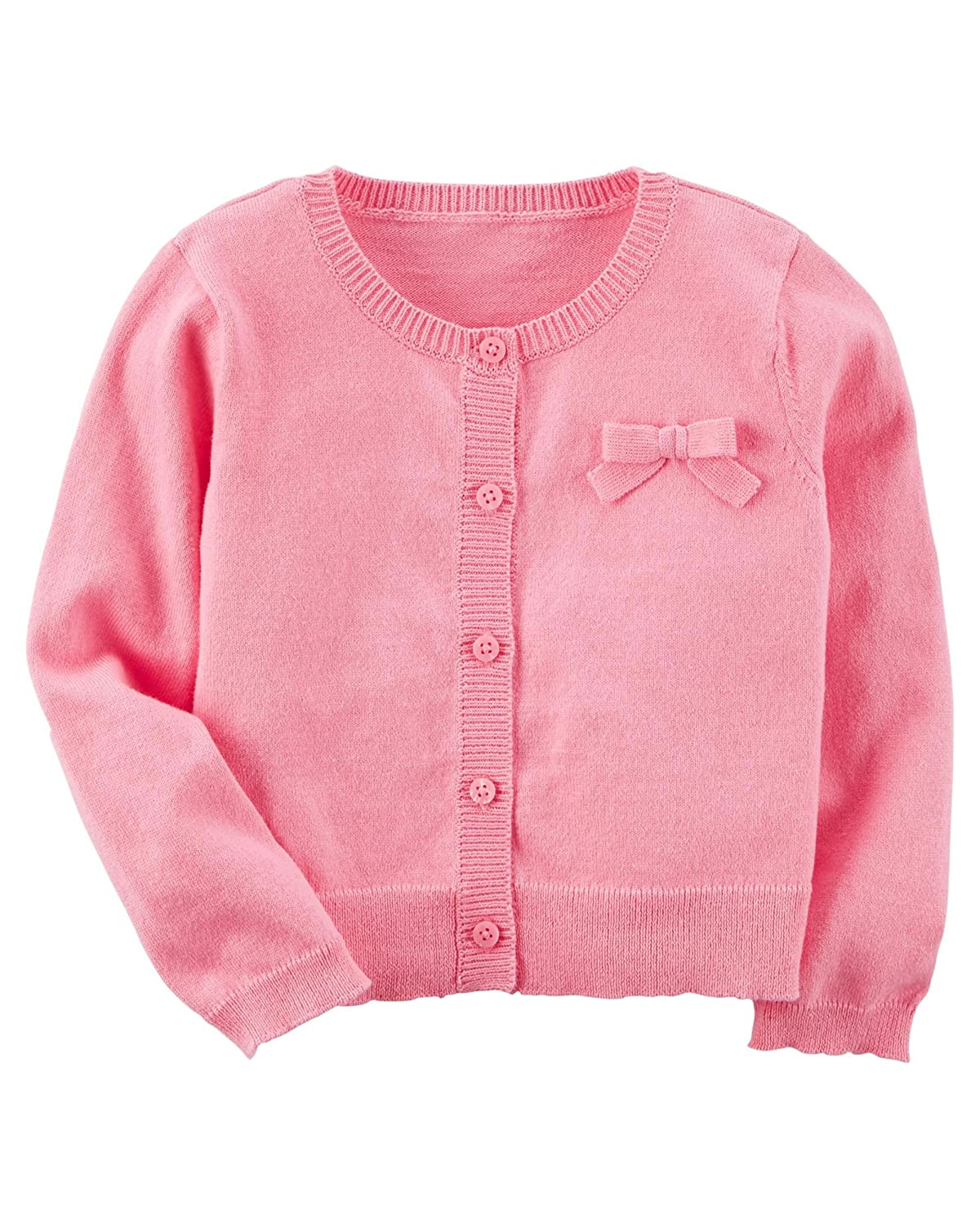 e0068eef4399 Amazon.com  Carter s Baby Girls Cotton Cardigan Sweater