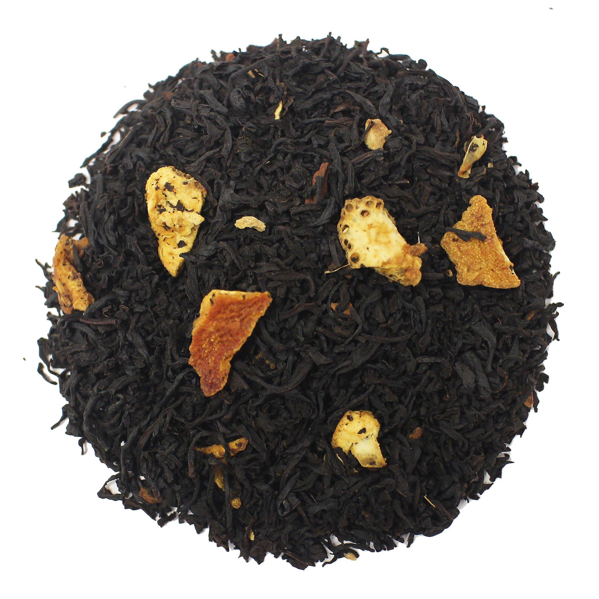 The Tea Farm - Gingerbread Black Holiday Tea - Loose Leaf Black Tea (16 Ounce Bag) by The Tea Farm