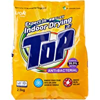 TOP Powder Detergent, Anti-bacterial, 2.5kg