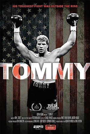 Amazoncom Espn Films 30 For 30 Tommy Tommy Morrison Espn