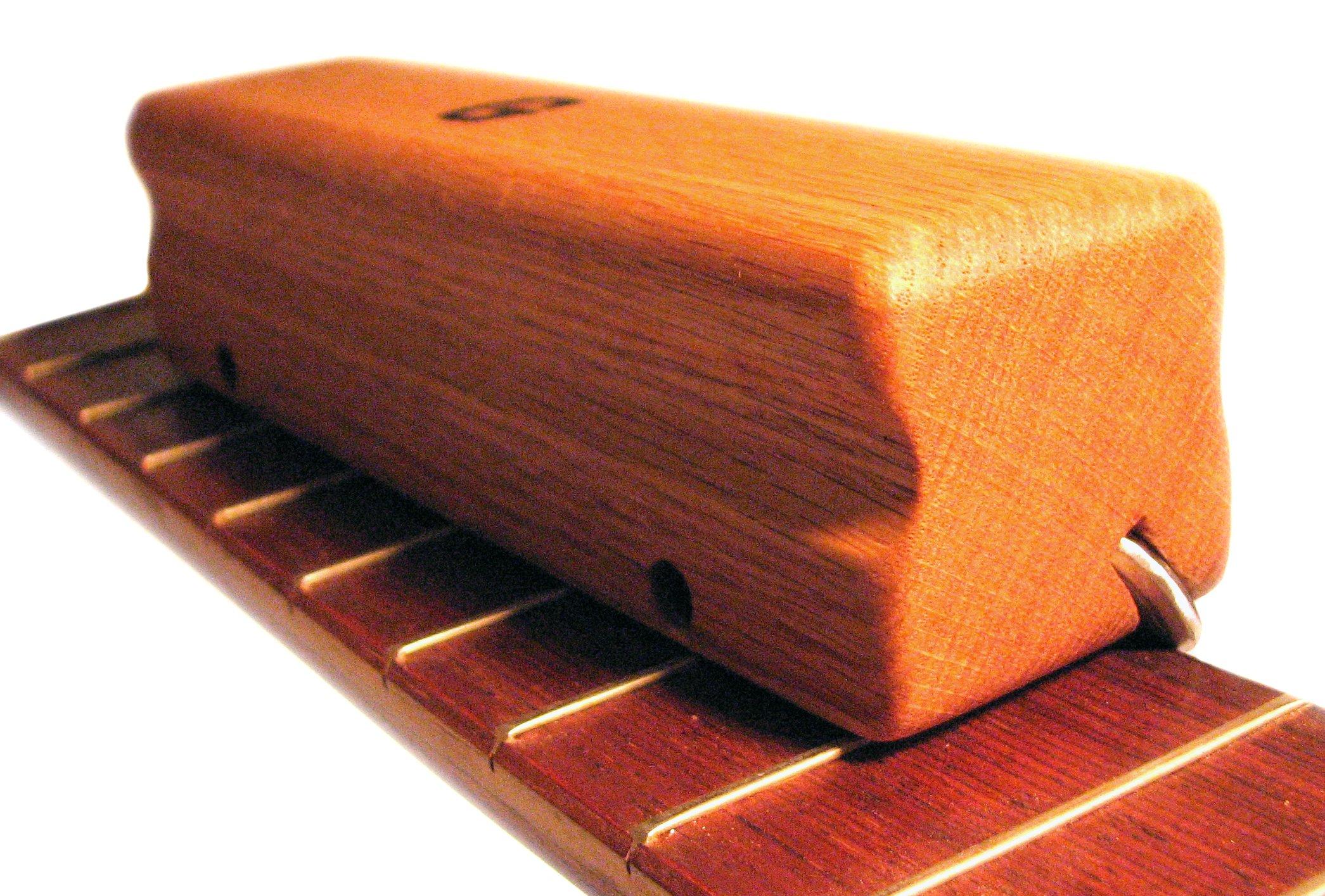 Large Guitar Fret Beveling File: 7 3/4-inch