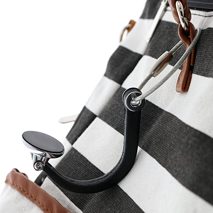 Amazon.com: Purse Hook for Table - Handbag Holder - Bag Hanger - Pocketbook Hook - Purse Hanger: Shoes