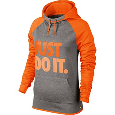 Nike All Time Just Do It - Camiseta para Mujer Sudadera con ...
