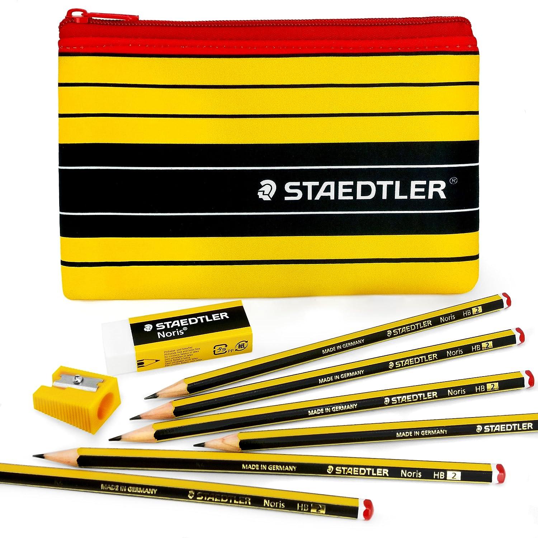 Juego de productos Staedtler-Noris con estuche, 6 lápices ...