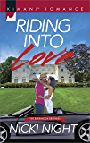Riding into Love (The Barrington Brothers)