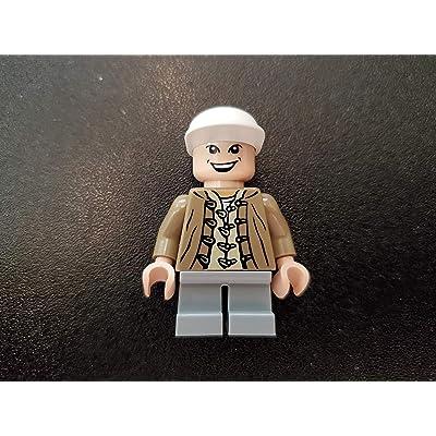 LEGO Short Round Indiana Jones 2 Figure: Toys & Games
