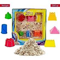 Kinetik Kum, Küçük Oyun Havuzu, Oyun Kalıpları, 500 Gr Kum, Oyun Seti