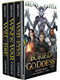 The Redstar Rising Trilogy: (Buried Goddess Saga Box Set: Books 1-3) (English Edition)