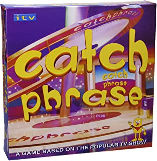 Catch Phrase Puzzle Book TV Quiz Game Show Over 100 Catchphrases To Solve