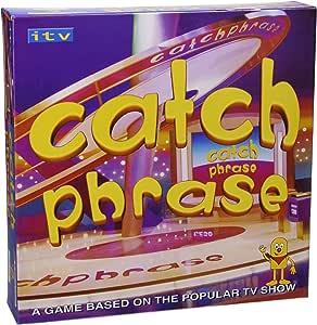 Catchphrase TV - Juego de Mesa (Britannia Games) [Importado]: Amazon.es: Juguetes y juegos