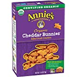 Annie's Homegrown Organic Cheddar Bunny, 213g
