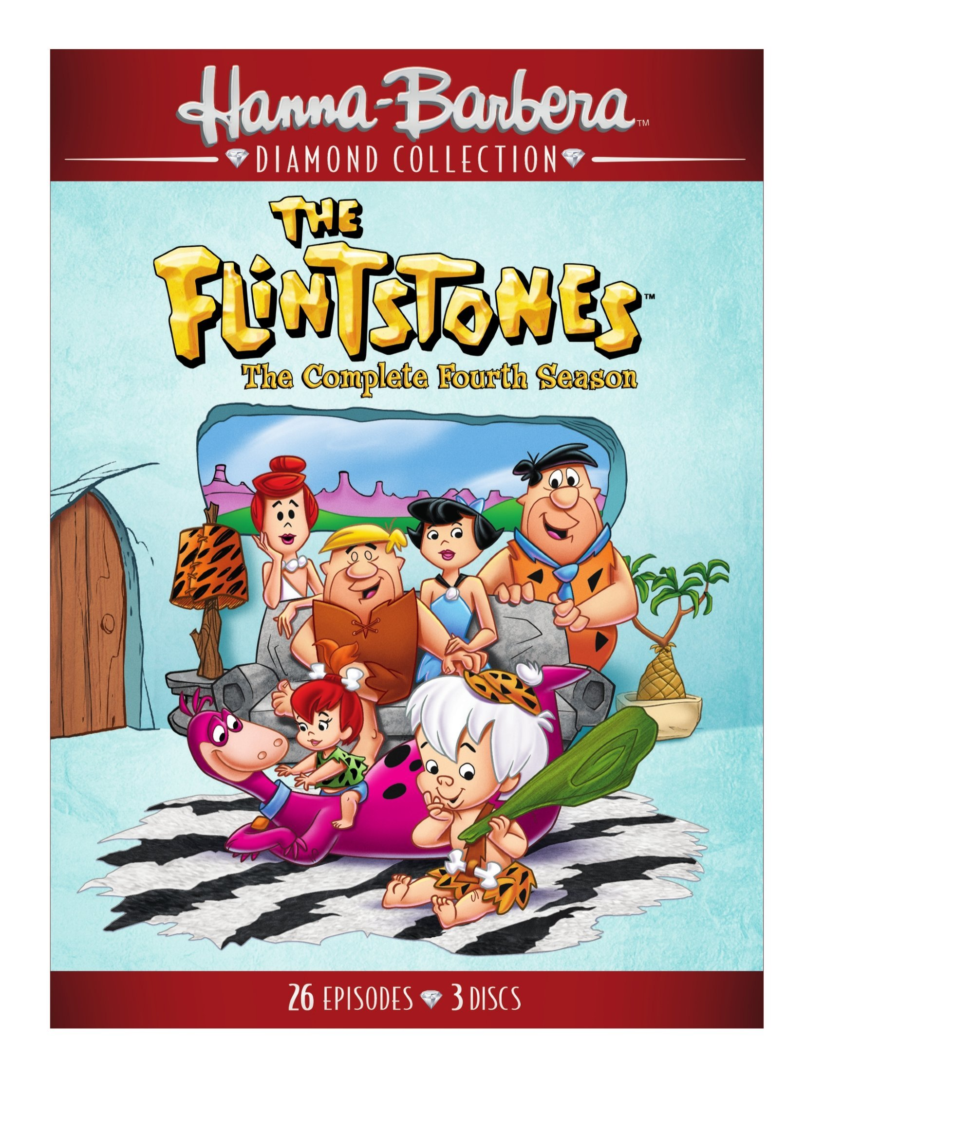 The Flintstones: The Complete Fourth Season