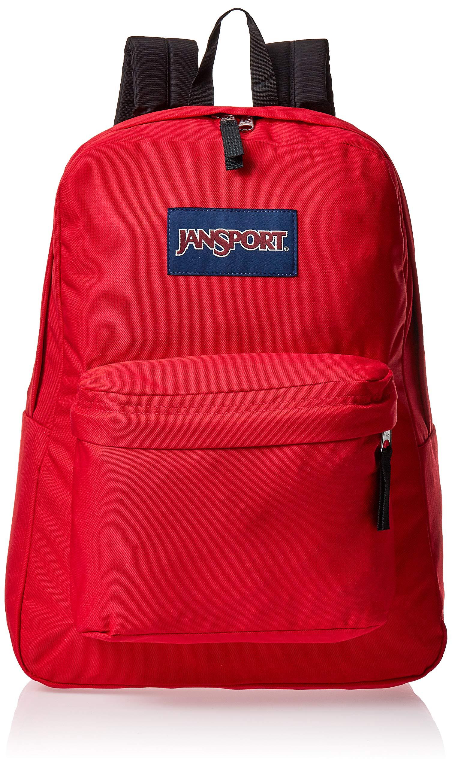 JanSport SuperBreak One Backpack - Lightweight School Bookbag- Buy Online in Pakistan at desertcart.pk. ProductId : 2888917.