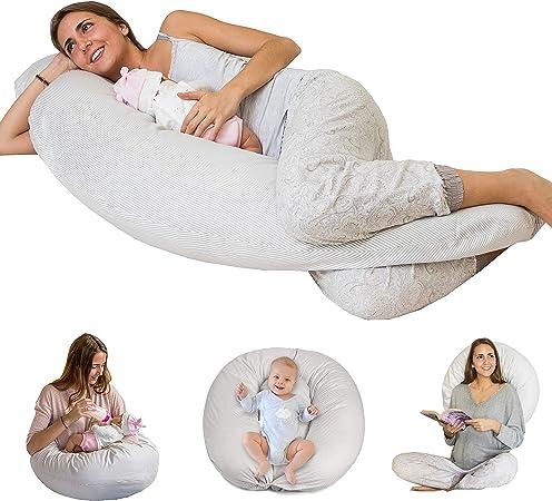 Coussin de grossesse et dallaitementMon petit messager