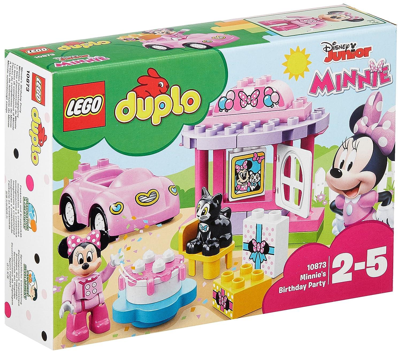 LEGO 10873 DUPLO Disney Minnie's Birthday Party Building Set