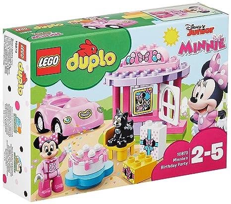 LEGO Duplo   La festa di compleanno di Minnie, 10873: LEGO: Amazon