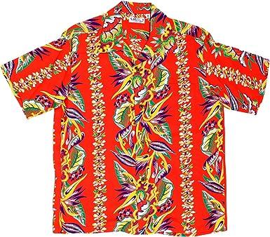 SUN SURF - Camisa casual - para hombre: Amazon.es: Ropa y accesorios