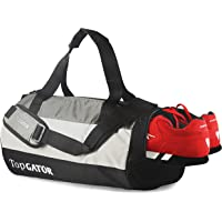 TopGATOR Gym Bag Sports Duffel with Shoe Compartment 34 L