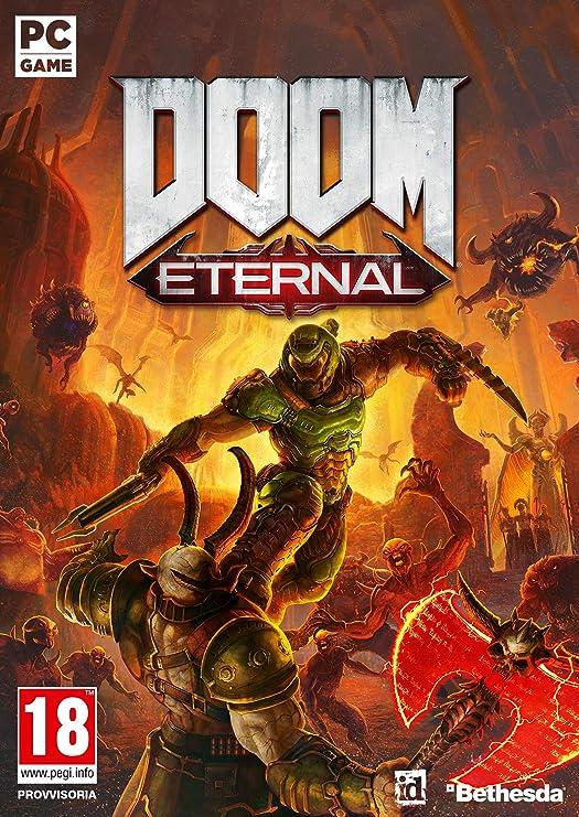 Doom Eternal - Standard - PC [Importación italiana]: Amazon.es ...