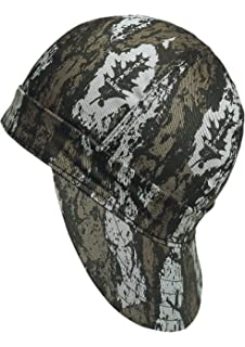 Mutual Industries 00356-00000-0007 Kromer Jelly Bean Style Welder Cap 7 Width 6 Length 5 Cotton
